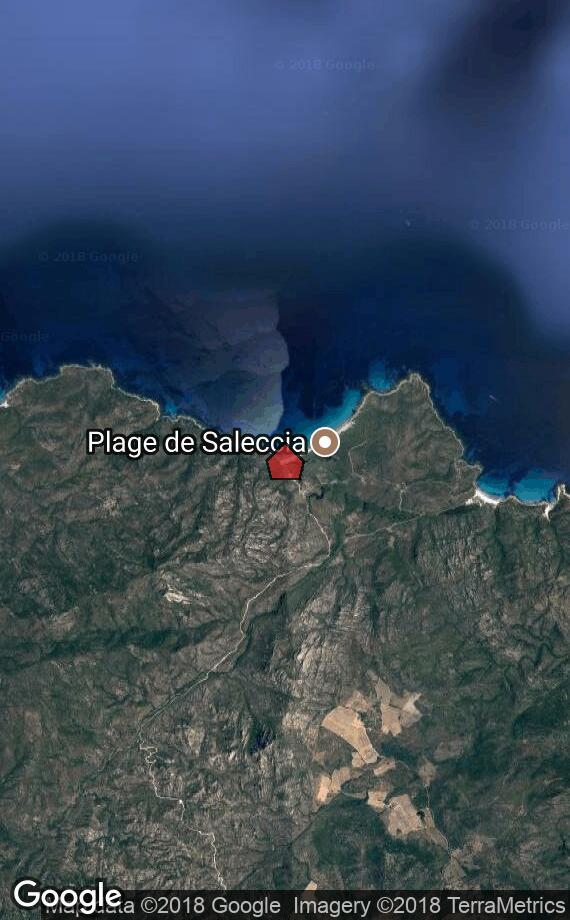 Plage de Saleccia - AugustMarine